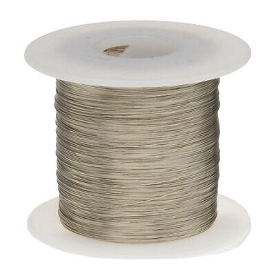 22 Awg Gauge Nickel Chromium Resistance Wire Nichrome 80 1000 Length 0.0253