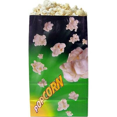 130oz Popcorn Bags Case Of 500