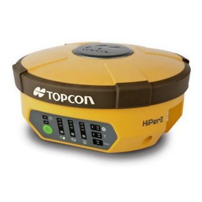 Topcon Hiper Ii Gps Glonass L1 L2 L2c Dual Frequency Rtk Gnss Receiver