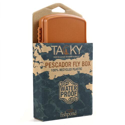 Fishpond TACKY Pescador Fly Box - Burnt Orange - FREE SHIPPING