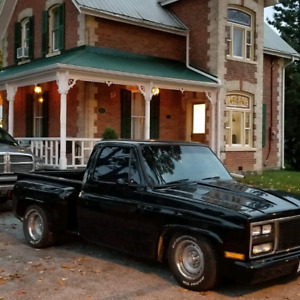 1986 GMC Custom for SALE OR TRADE no Motorcycles!!