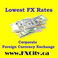 LOWEST CURRENCY EXCHANGE RATES FOR BUSINESSES
