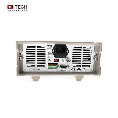 Itech It8511 120v30a150w Single-channel Programmable Dc Electronic Load