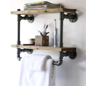 INDUSTRIAL SHELVING, TABLES, DECOR AND CUSTOM WORK