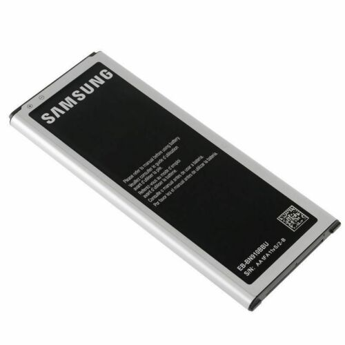 New Samsung Galaxy Note 4 SM-N910 Battery Replacement EB-BN910BBU EB-BN910BBE