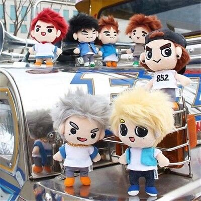 Kpop Got7 Dream Knight Character Doll Plush Soft Toy Bambam Jb Mark Fansmade
