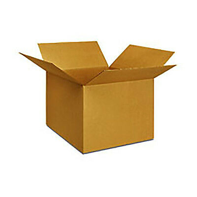 100 6x6x4 Small Packing Shipping Moving Box Carton Fast Shipping