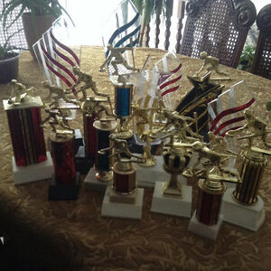 Curling Trophies