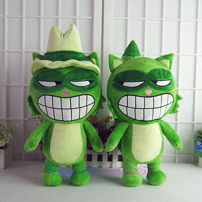 Happy Tree Friends Stuffed Doll HTF Lifty Shift Anime Plush Toys 40cm/15.7
