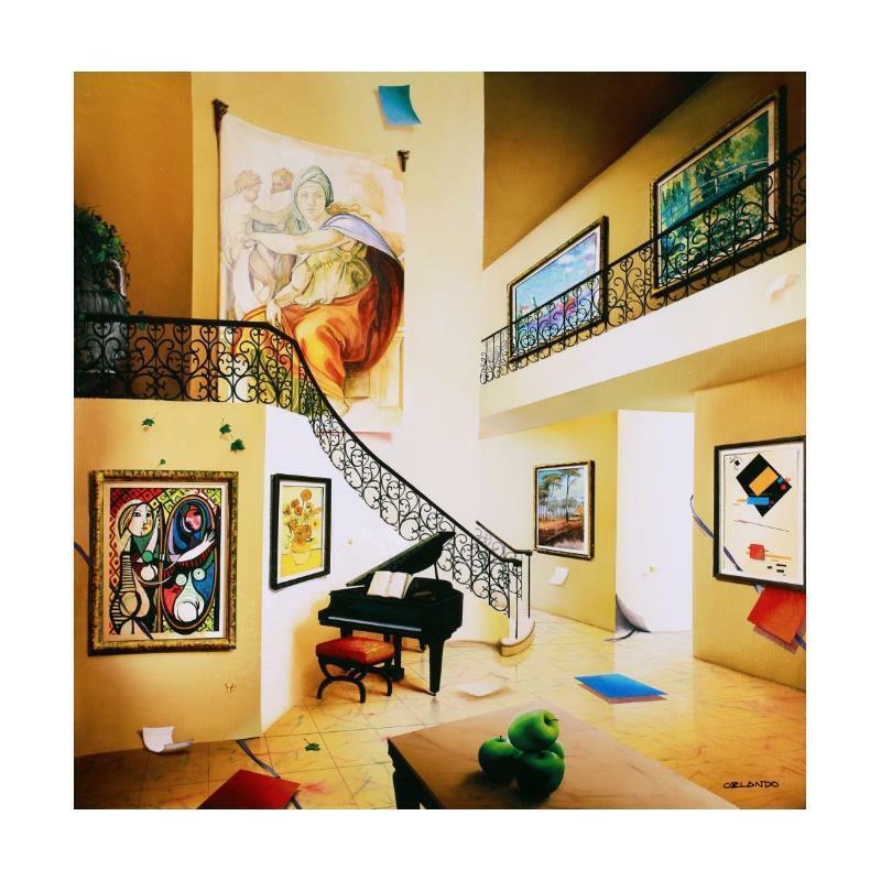 """Orlando Quevedo """"piano"""