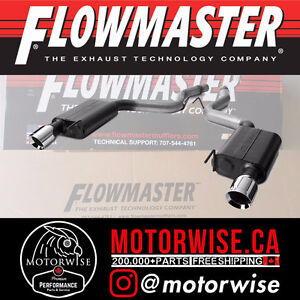 Flowmaster Performance Exhaust Systems