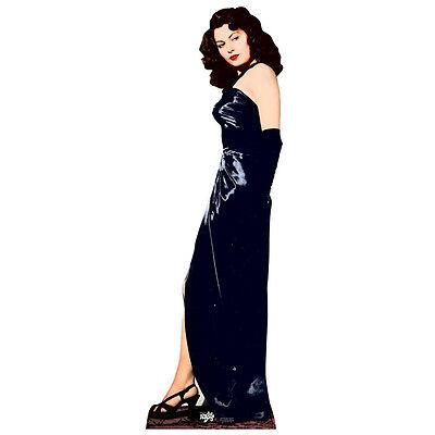 AVA GARDNER Lifesize CARDBOARD CUTOUT Standup Standee Poster Hollywood - Hollywood Cardboard Cutouts