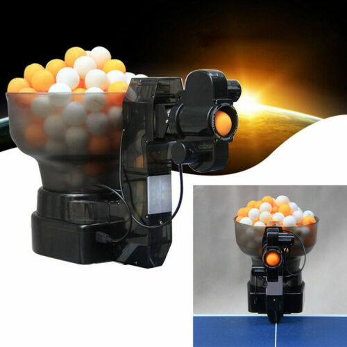 HP-07 Ping Pong Robots Table Tennis Automatic Ball Machine Professional Training