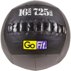 Gofit Gf-Wb16 Wall Ball, 16 Lbs Excellent Cond.Hardly used.