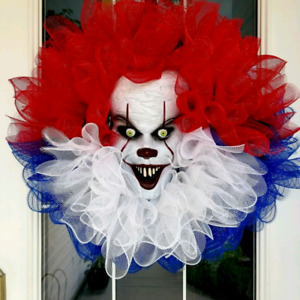 Pennywise Wreath
