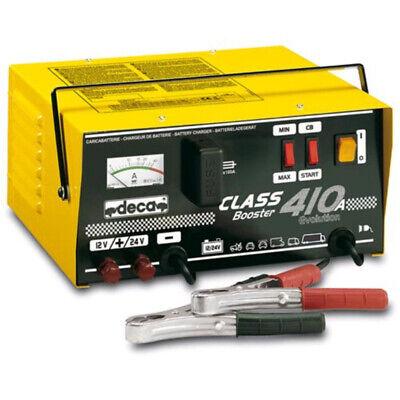 Booster Avviatore Carica Batterie Deca Class 410A 12/24 Volt - Moto Auto 354200