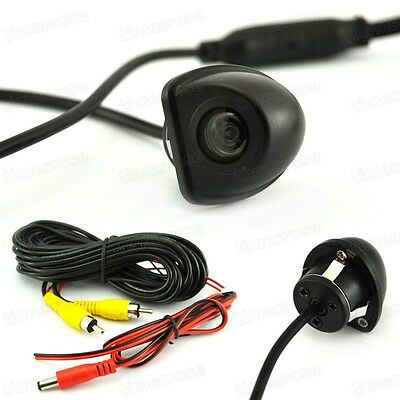 Universal CCD Car Rear View Camera Reverse Backup Review Parking BEST
