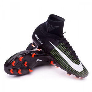 Nike Mercurial FG 9.5 Outdoor Soccer Cleats (BEST OFFER)