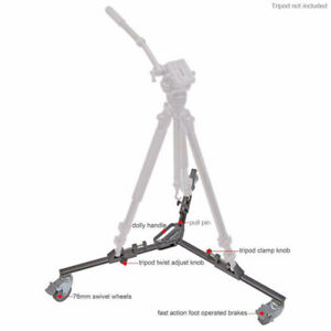 Polaroid Universal Foldable Tripod Dolly