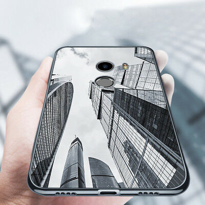 For Xiaomi Mi Mix 2 Luxury Ultra Thin Soft TPU Slim Back Cover Case Plating Skin