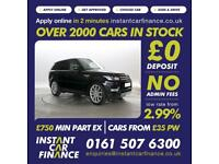 Land Rover Range Rover Sport 3.0SD V6 Auto HSE FROM £187 PER WEEK