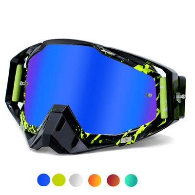 Motorcycle Goggles Dirt Bike ATV Motocross Mx Goggles Glasses for Men Women Kids