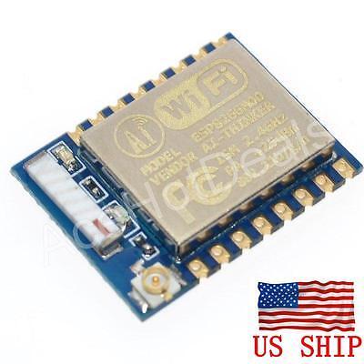 Esp8266 Esp-07 Wireless Remote Serial Wifi Module Transceiver Board For Arduino