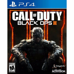Call of Duty Black Ops III for PS4