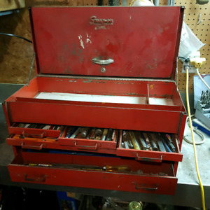 Old Snapon Chest