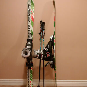 Elan Formula Skis with Bindings