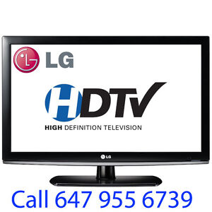 "32"" LG LCD HDTV HDMI Input, Multi System, 100-240Volts Sale"