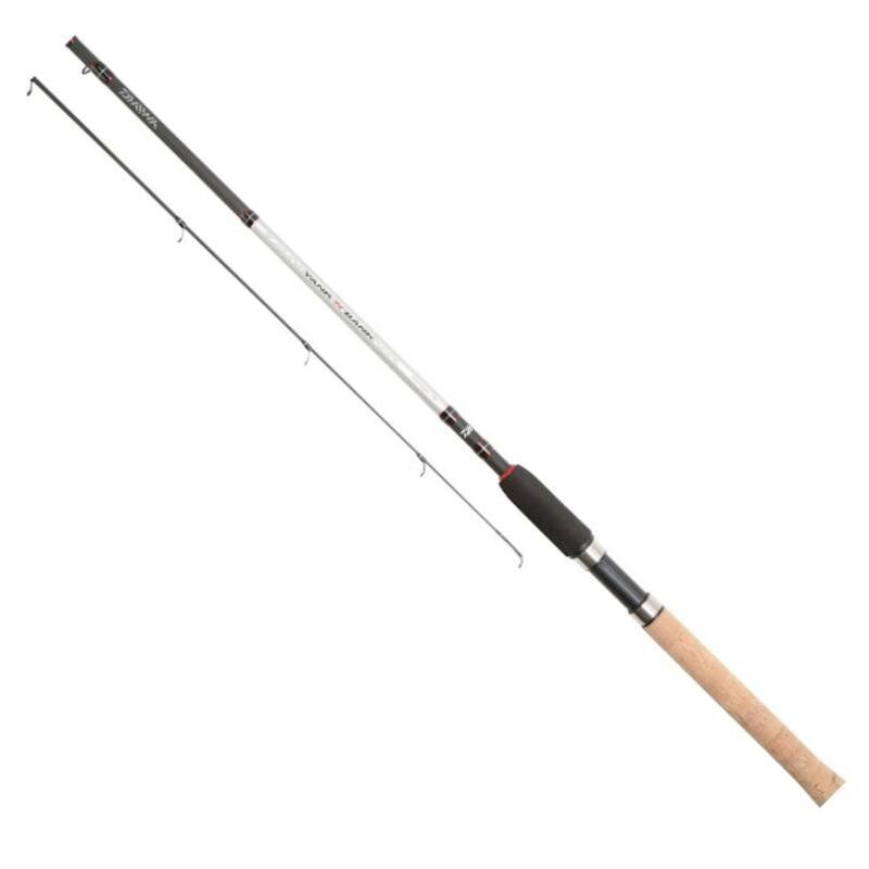 daiwa yank and bank 10ft pellet waggler rod barely usedin Bootle, MerseysideGumtree - been used about 5 times bit heavy for my style of fishing so Im selling it in as new condition comes in a daiwa ready rod case good clean rod £45 bargain !!!