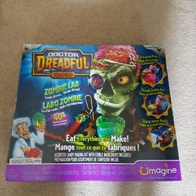 Brand New And Sealed Dr Dreadful Zombies Lab Set