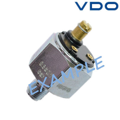 VDO Oil Pressure Switch 12bar One-Pole 230-112-003-015C