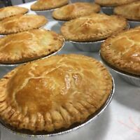Home cooked Meat Pies and Chilli