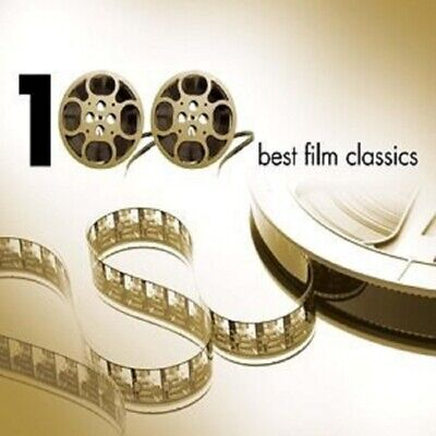 100 BEST FILM CLASSICS: STAR WARS/LORD OF THE RINGS/+ 6CD SOUNDTRACK (Best Lord Of The Rings Soundtrack)