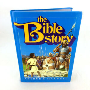 The Bible Story Book Volume 4 Heroes & Heroines Hardcover 1994