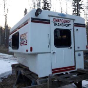 8Ft Medic First Aid Pod
