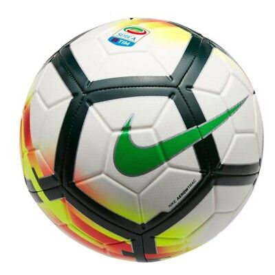 PALLONE NIKE CALCIO STRIKE SERIE A TIM 2017/2018 SC3152 Football misura 5