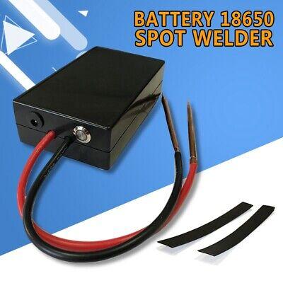 Portable Spot Welder Welding Soldering Machine 18650 Battery Spot Welder 3.7v