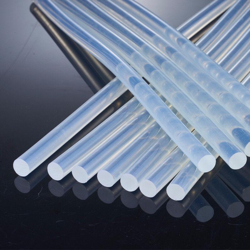 Hot Melt Glue Gun Stick Mini Clear White DIY Art Craft Repair Wholesale Lot US