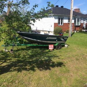 2002 legend 15' Bass boat for sale $6,000