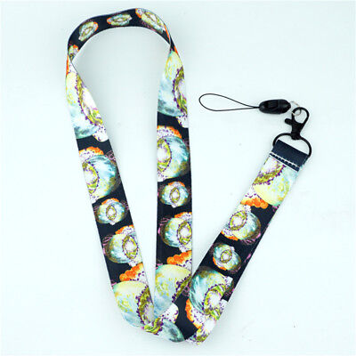 Vintage Van Gogh painting art Lanyard Neck Strap Camera Cell Phone Rope KeyChain