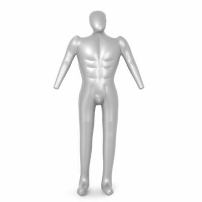 Durable Men Male Full Body Mannequin Stand Realistic Clothing Series Display