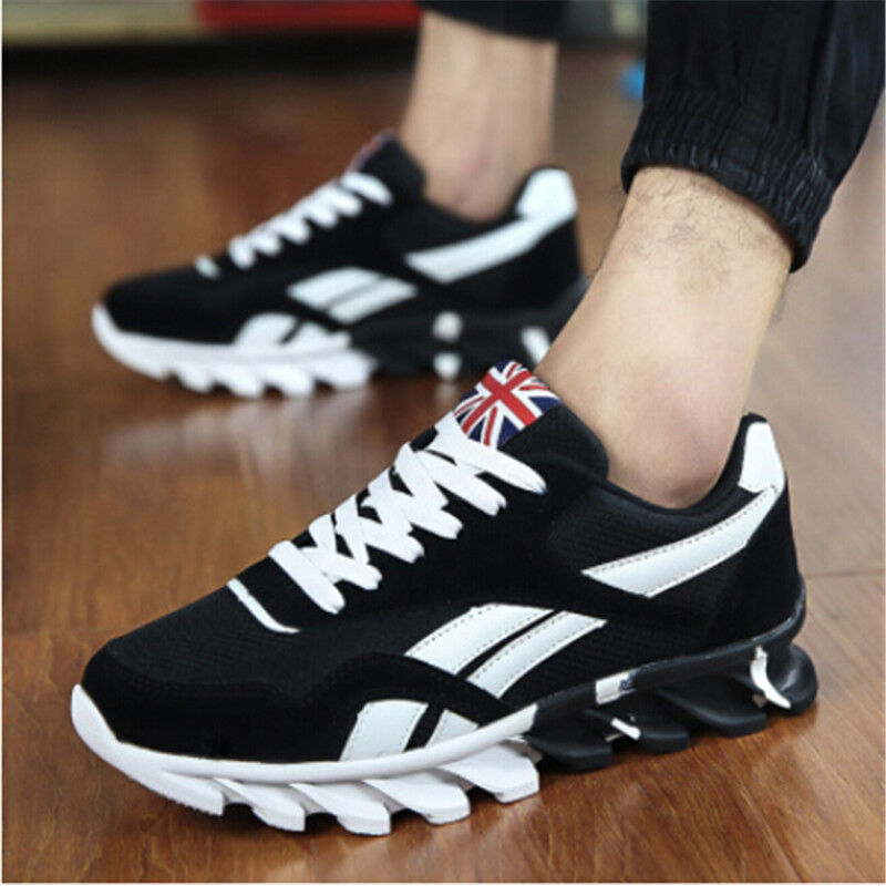 NEW FASHION Men's Sneakers Breathable Outdoor Sport Shoes ...
