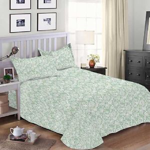 Bed Sheet Sets-100% Real Cotton-Not Micro Fiber-New Designs Kitchener / Waterloo Kitchener Area image 7