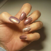 Pose d'ongles 30$