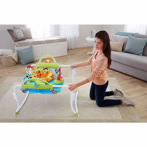 exerciseur Jumperoo fisher price