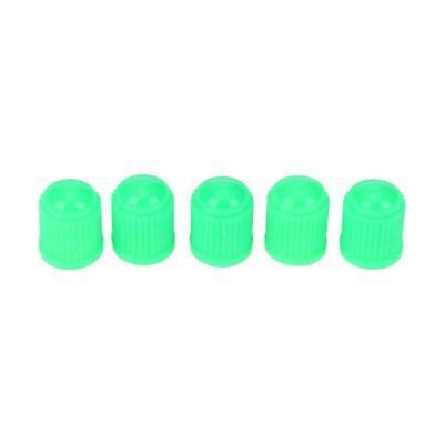 10 x Ventilkappen Kappen grün Plastik Kunststoff f. PKW Auto Bike Roller Ventil