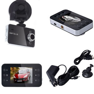 "1080P 2.7"" HD LCD Dual Lens Car Dash Camera Video DVR Cam Record"